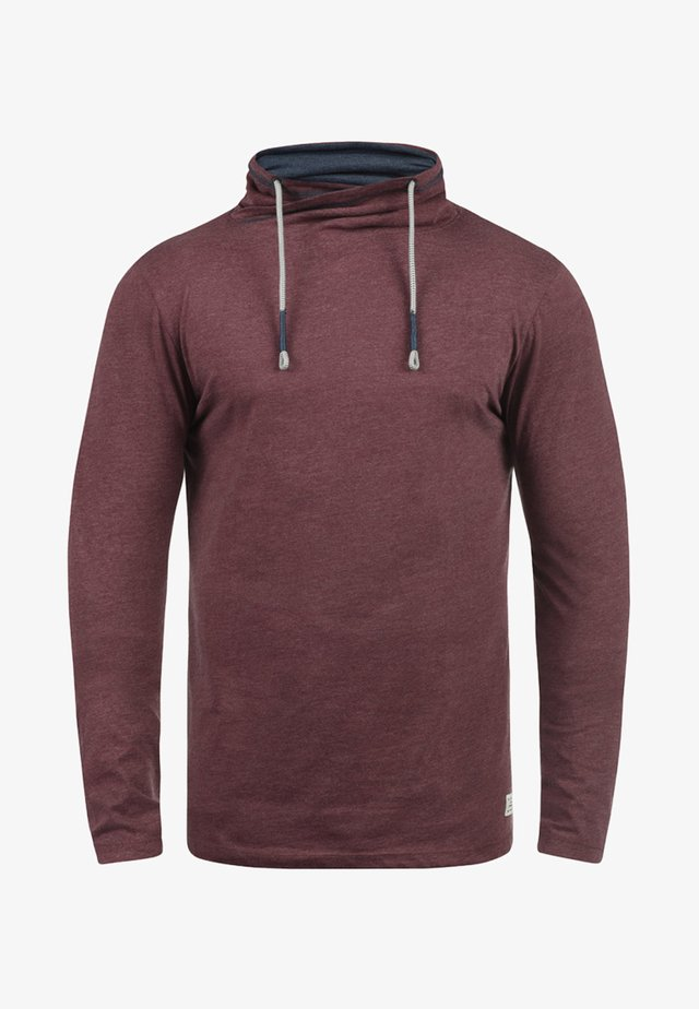 PALLO - Long sleeved top - wine red