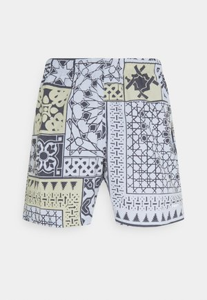 EASY PATHOS - Shorts - navy/multi