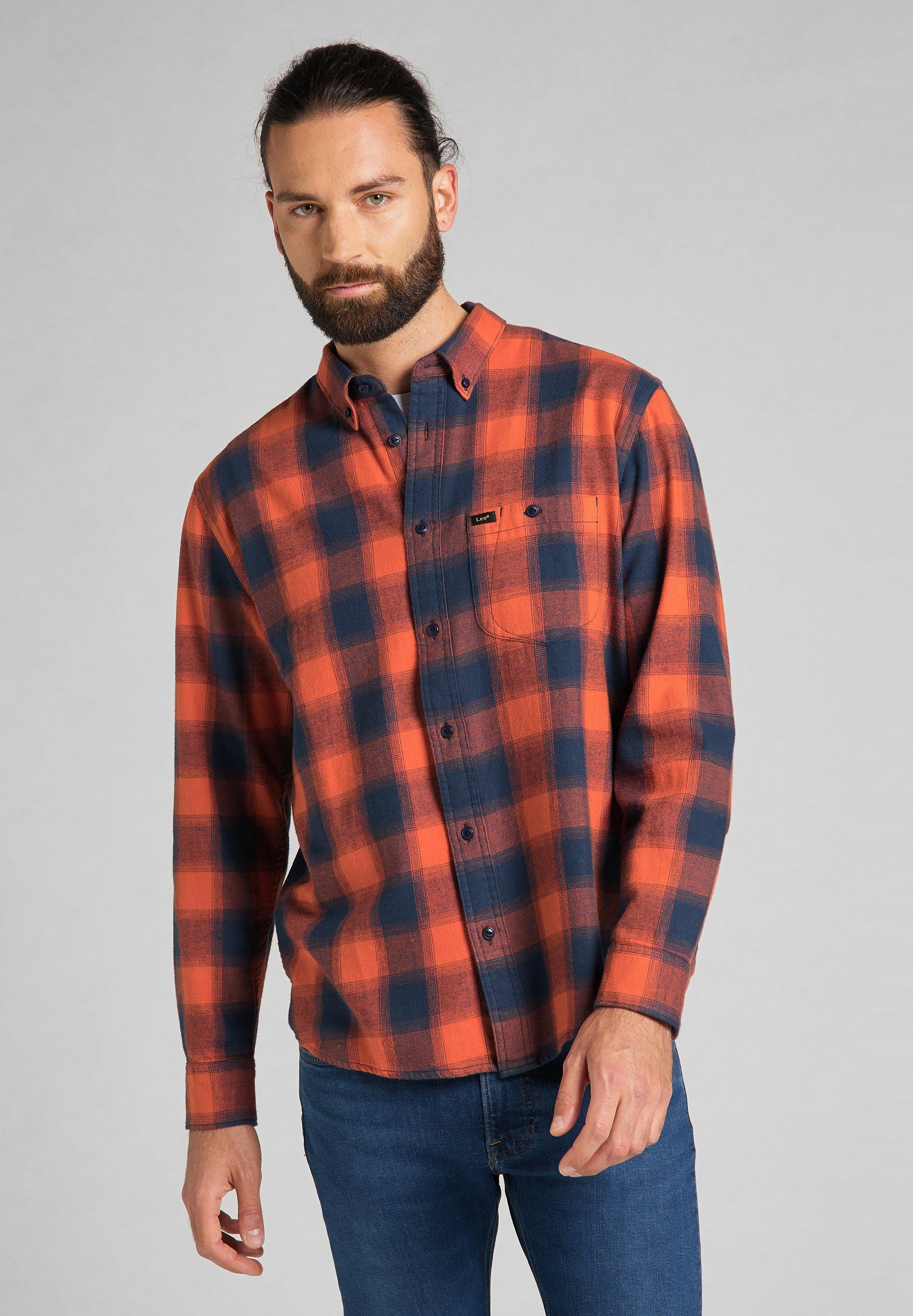 Uomo RIVETED  - Camicia