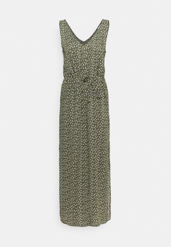 JDYSTAAR LIFE DRESS  - Maxi dress - beetle/cement