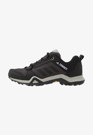 TERREX AX3 - Hiking shoes - dough solid grey/core black/purple tint