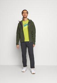 Haglöfs - HOOD MEN - Fleece jacket - fjell green - 1