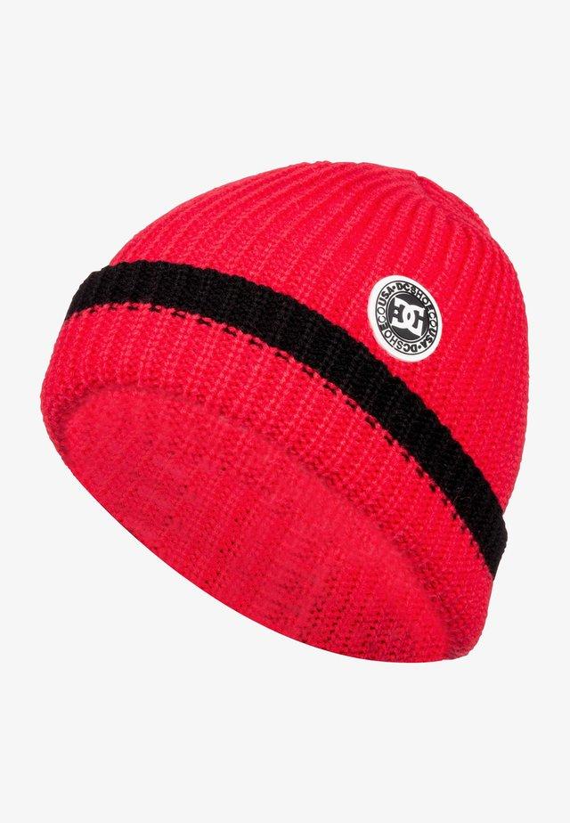 BACKSIDE - Beanie - racing red