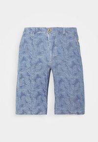 Blend - Denim shorts - denim middle blue - 3