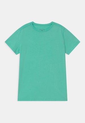 RONAN UNISEX - Print T-shirt - neo mint