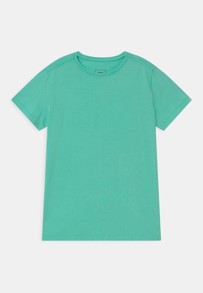 Brunotti - RONAN UNISEX - Print T-shirt - neo mint