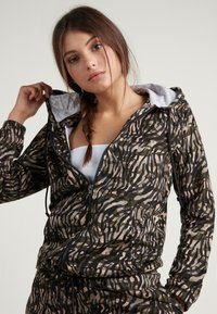Tezenis - Zip-up hoodie - st.military animalier - 0