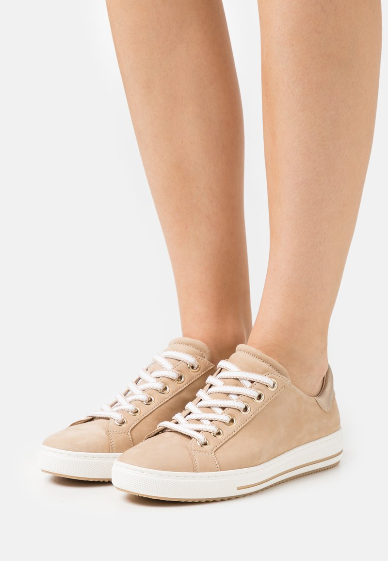 Gabor Comfort - Trainers - caramel/champagner