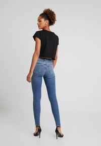 Topshop - JAMIE  - Jeans Skinny Fit - blue denim - 2