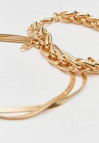 Stradivarius - 2ER-SET  - Bracelet - gold - 3