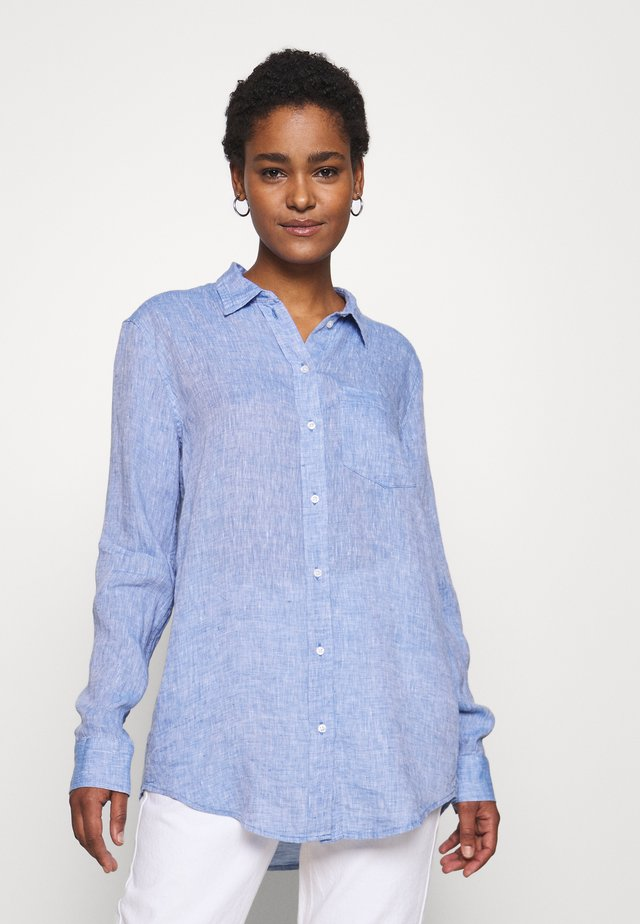 SHIRT - Blouse - light blue