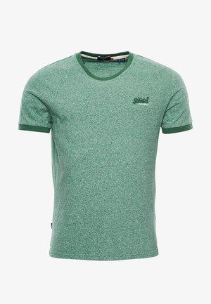 ORANGE LABEL - T-shirt basique - vintage green grit