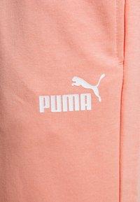 Puma - AMPLIFIED PANTS - Tracksuit bottoms - apricot blush - 6