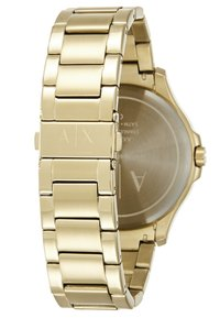 Armani Exchange - Watch - gold-coloured