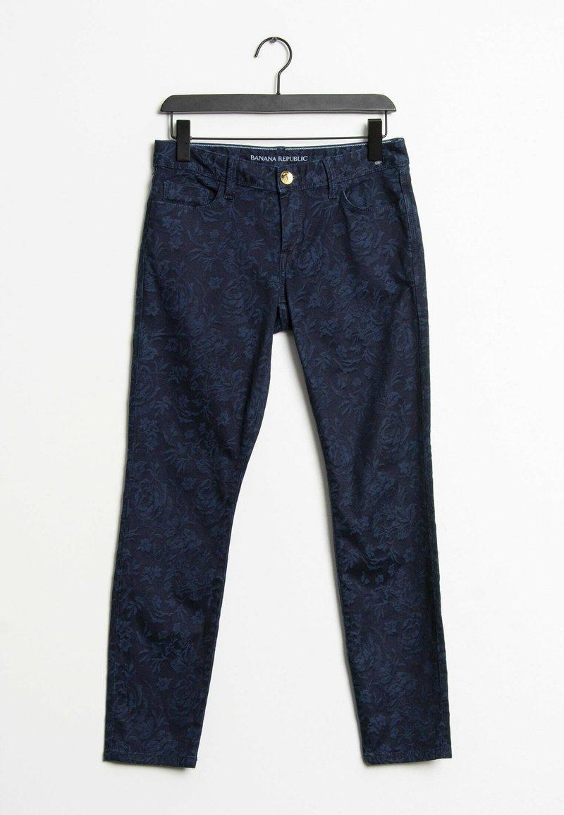 Banana Republic - Slim fit jeans - blue