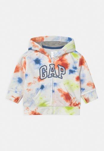 HOOD  - Zip-up sweatshirt - multi-coloured