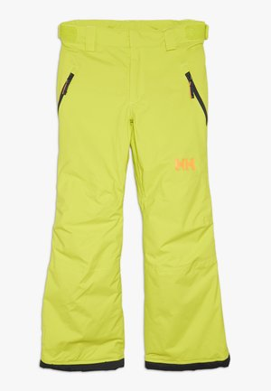 LEGENDARY  UNISEX - Snow pants - sweet lime