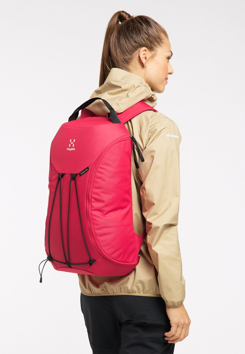 Haglöfs - Hiking rucksack - scarlet red
