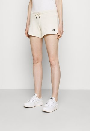 GRAPHIC LOGO  - Shorts - vintage white