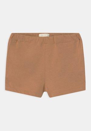 UNISEX - Shorts - light brown