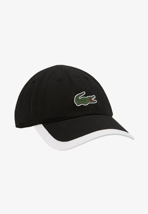 TENNIS CAP - Casquette - black/white