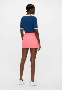J.LINDEBERG - Pleated skirt - tropical coral - 2