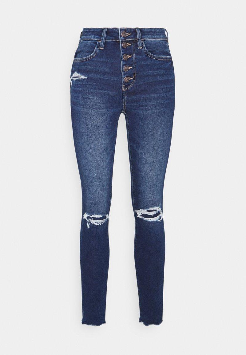American Eagle - SUPER HI RISE - Jeans slim fit - had a cool moment
