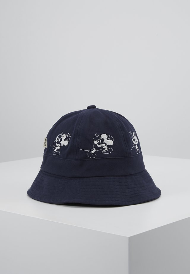 IVAN BUCKET HAT - Hatt - navy