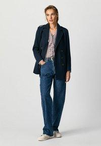 Pepe Jeans - DANIELA - Short coat - dulwich schwarz - 1