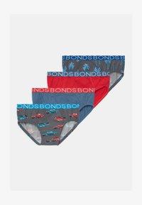 Bonds - 4 PACK - Briefs - multi-coloured - 0