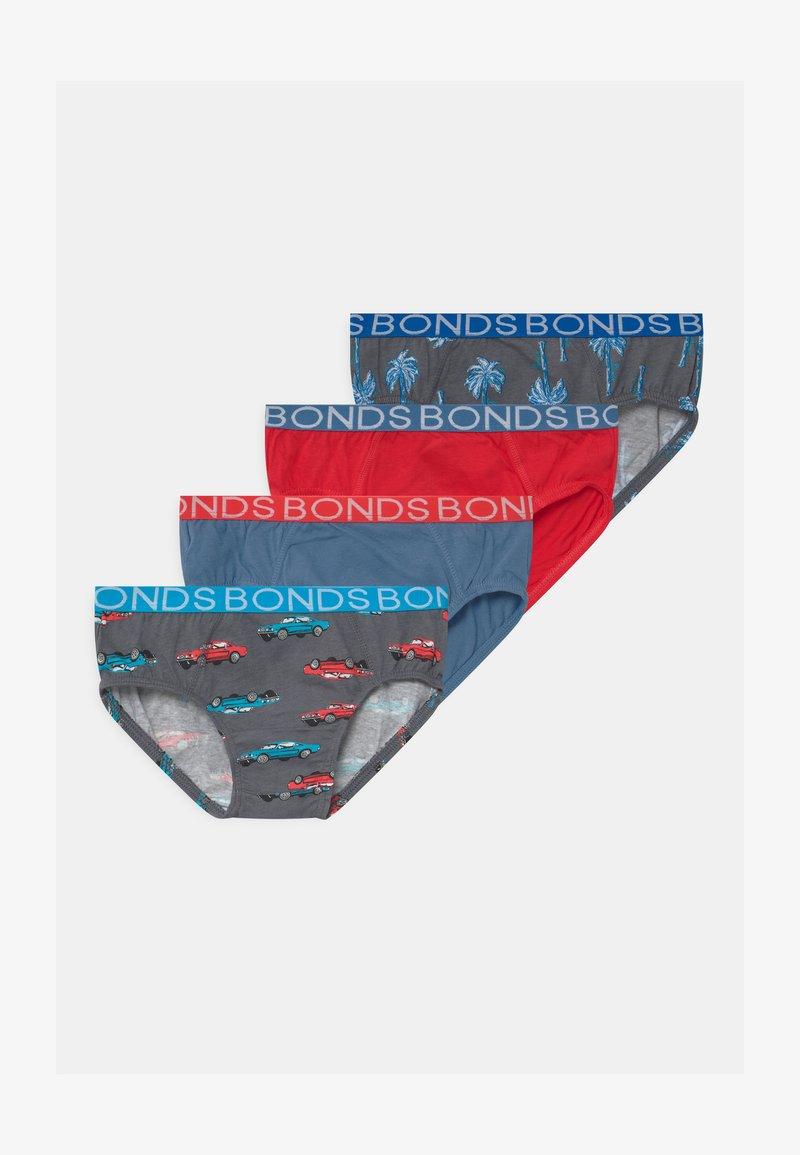 Bonds - 4 PACK - Briefs - multi-coloured