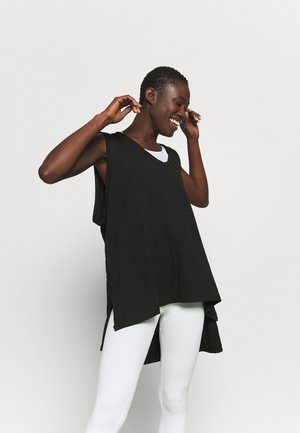 CITY VIBES TANK - Topper - black
