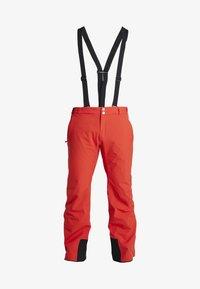 Halti - PUNTTI PANTS - Snow pants - lava red - 6