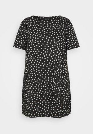 SPOT PUFF SLEEVE - T-shirt med print - multi