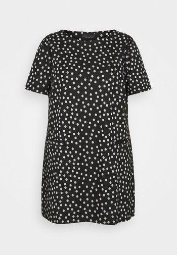 SPOT PUFF SLEEVE - Print T-shirt - multi