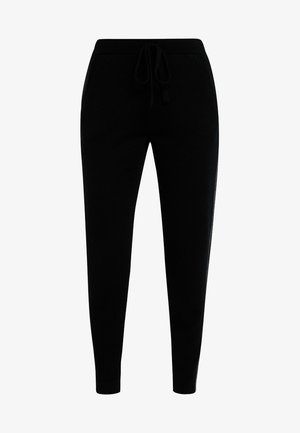 LAURA - Pyjama bottoms - black
