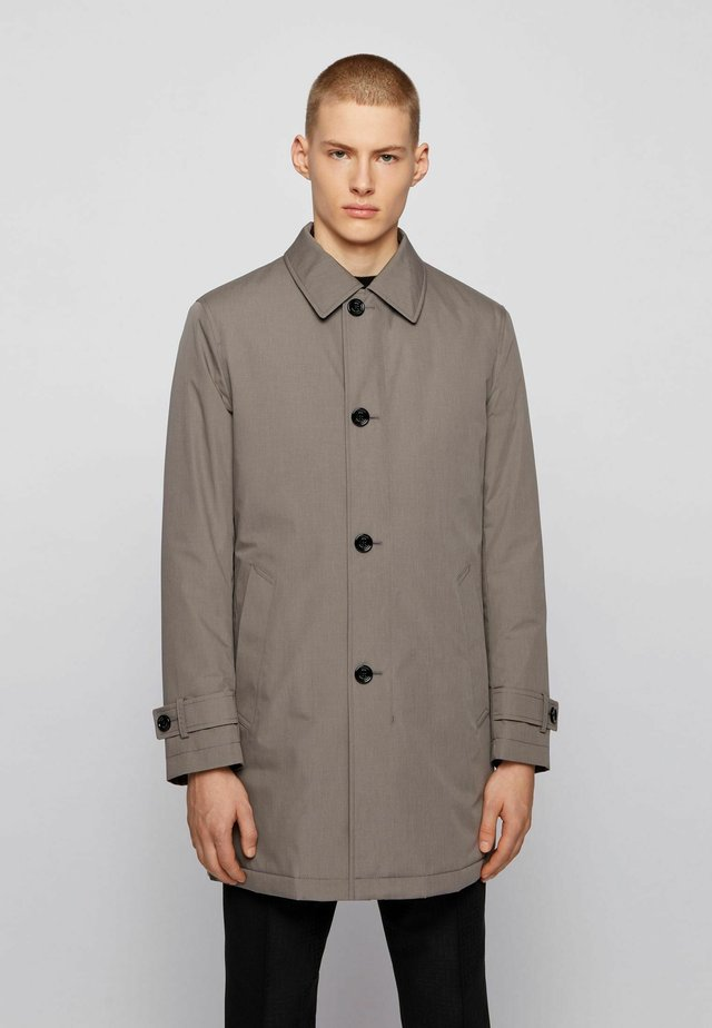 DAIN41 - Short coat - open grey