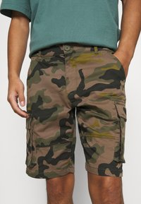 Only & Sons - ONSCAM STAGE CAMO - Shorts - olive night - 3