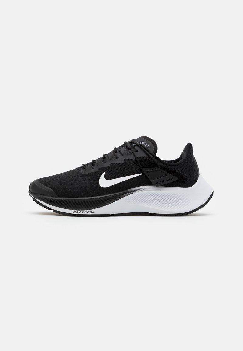 Nike Performance - Zapatillas de running neutras - black/white/smoke grey