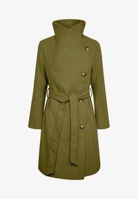Soaked in Luxury - Classic coat - dark olive - 4