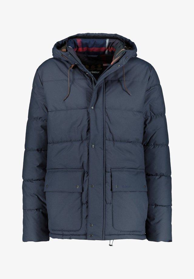ENTICE - Winter jacket - marine