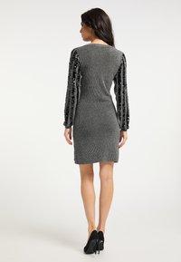 faina - Shift dress - silber - 2
