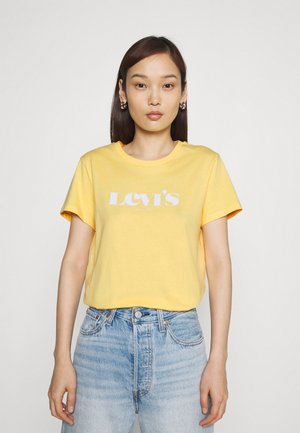 THE PERFECT TEE - Print T-shirt - golden hazee