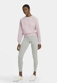 Nike Sportswear - CREW  - Sweatshirt - champagne/white - 1