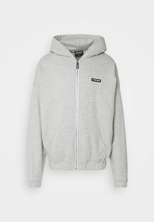 UNISEX  - Zip-up hoodie - grey