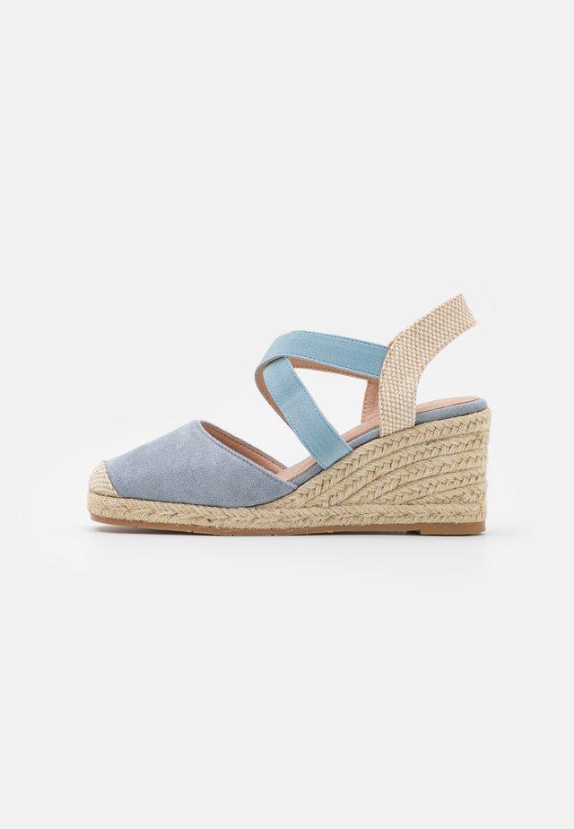 Wedge sandals - avio