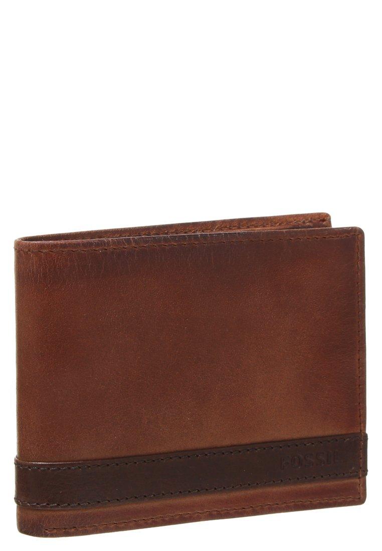 Fossil QUINN  - Geldbörse - brown/braun - Herrentaschen VrPKT