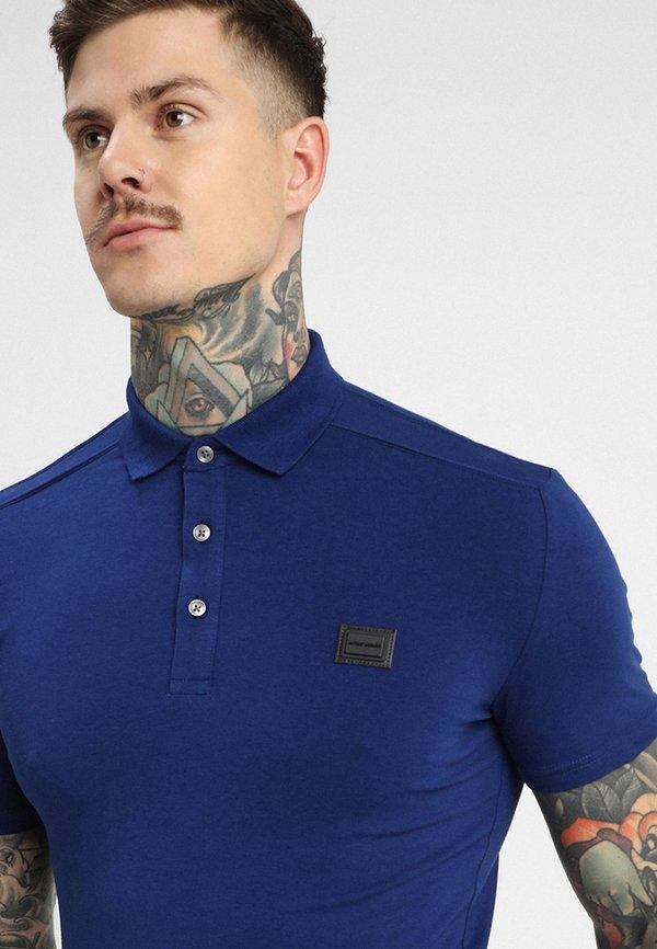 Antony Morato SPORT PLAQUETTE - Koszulka polo - bluette/niebieski Odzież Męska FSXS