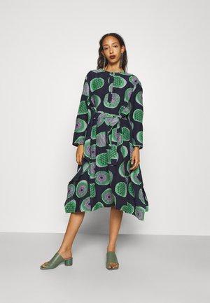 LINZER DRESS - Day dress - navy pielicious
