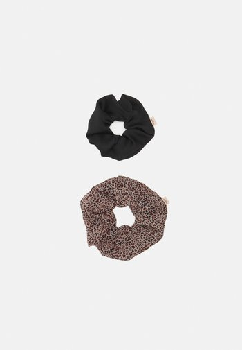 LEO JUMBO SCRUNCHIE 2 PACK